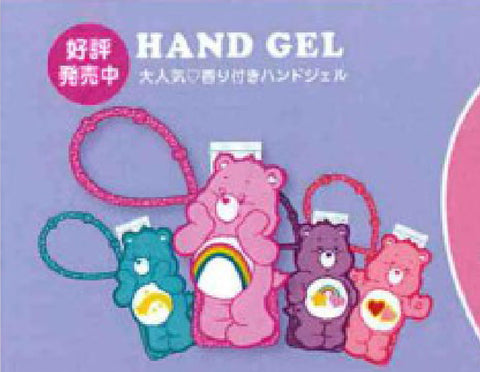 (12月商品)日本 Care Bears Hand Care Series HAND GEL 28g (全4款)