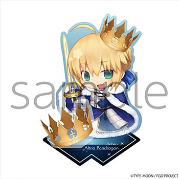 (11月商品)Fate/Grand Order FGO CharaToria 亞克力立牌(全38種)