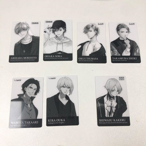 (現貨) 『TSUKIPRO SHOP in HARAJUKU』限定 特典卡 pieno di colore