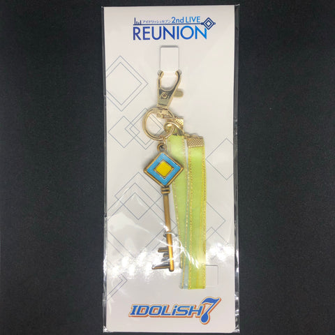 (現貨)偶像星願 IDOLiSH7 2nd LIVE 「REUNION」 主題圖案掛件(IDOLiSH7)