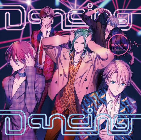 (現貨)B-PROJECT MooNs/Dancing Dancing 初回生産限定盤 CD 封入特典(王茶利暉襟章)付