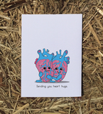 Hope Street Cards, Mental Health Cards (General) Heart Hugs
