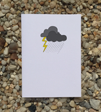 Hope Street Cards, Mental Health Card (General) Here I am - Storm