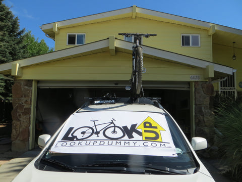 roof rack reminder in place