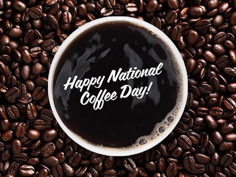 national coffee day, healthy coffee, healthwise gourmet coffee, organic supremo coffeee