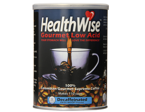 100% Colombian Gourmet Supremo Decaf - HealthWise Coffee