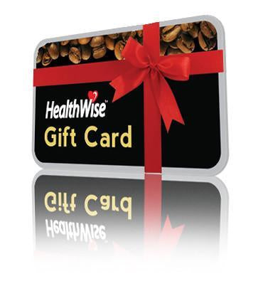 Gift Certificates - HealthWise Coffee