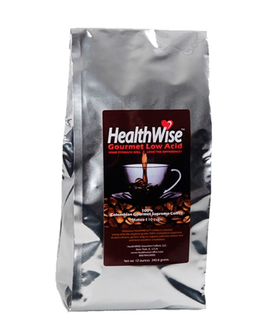 HealthWise 2-Pound Whole Bean Regular-Coffee-HealthWise Coffee-HealthWise Coffee