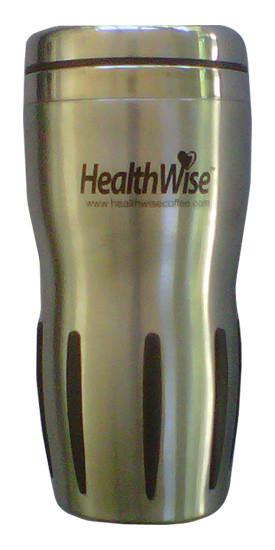 Healthwise Travel Mug