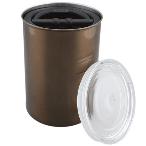 One Pound Healthwise Canister-Accessories-HealthWise Coffee-Mocha-HealthWise Coffee