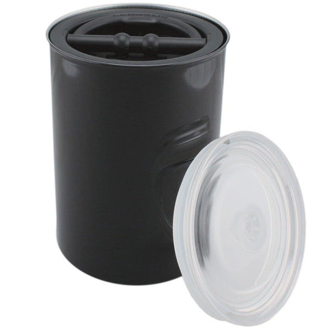 One Pound Healthwise Canister-Accessories-HealthWise Coffee-Obsidian-HealthWise Coffee