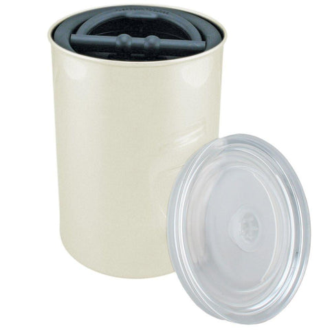 One Pound Healthwise Canister-Accessories-HealthWise Coffee-Pearl-HealthWise Coffee