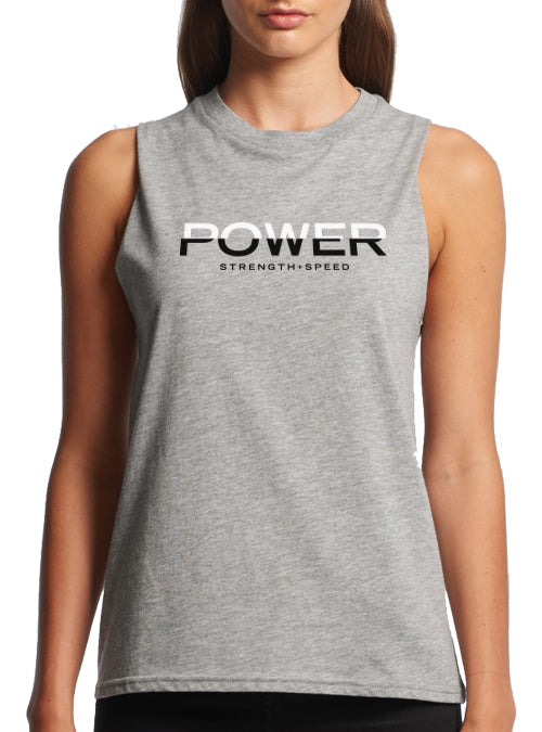 Power Tank- Women