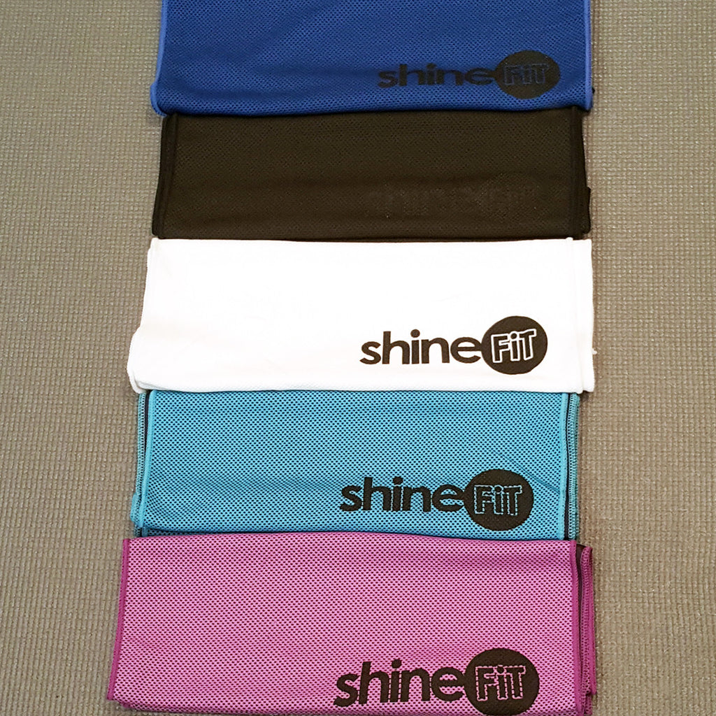ShineFiT Cooling Towel