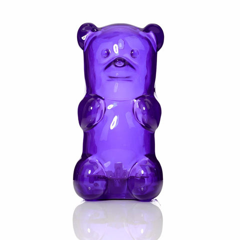 Gummy Bear Nightlight - Squish the Tummy and it turns on! In the shape of a Haribo Gummy Bear