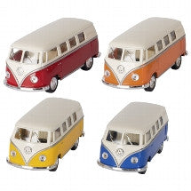 Das Stuff Classic Volkswagen Stuff for Canada - Die-Cast Metal Volkswagen 1962 Bus 1:32