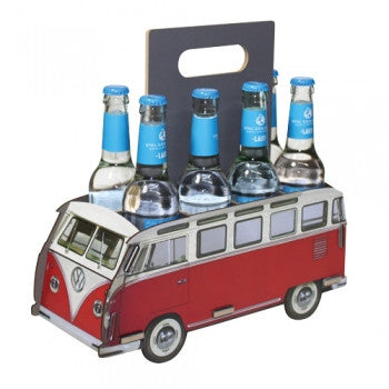 Werkhaus VW Volkswagen Beer Holder in the shape of the Volkswagen T1 Campervan