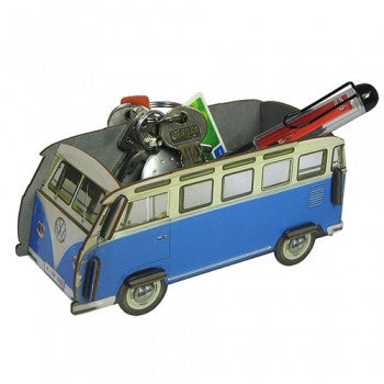 Vintage VW Lifestyle - Pencil Boxes made to look like the classic Volkswagen T1 Bus