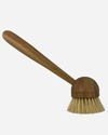 Bamboo & Cactus Dish Washing Brush