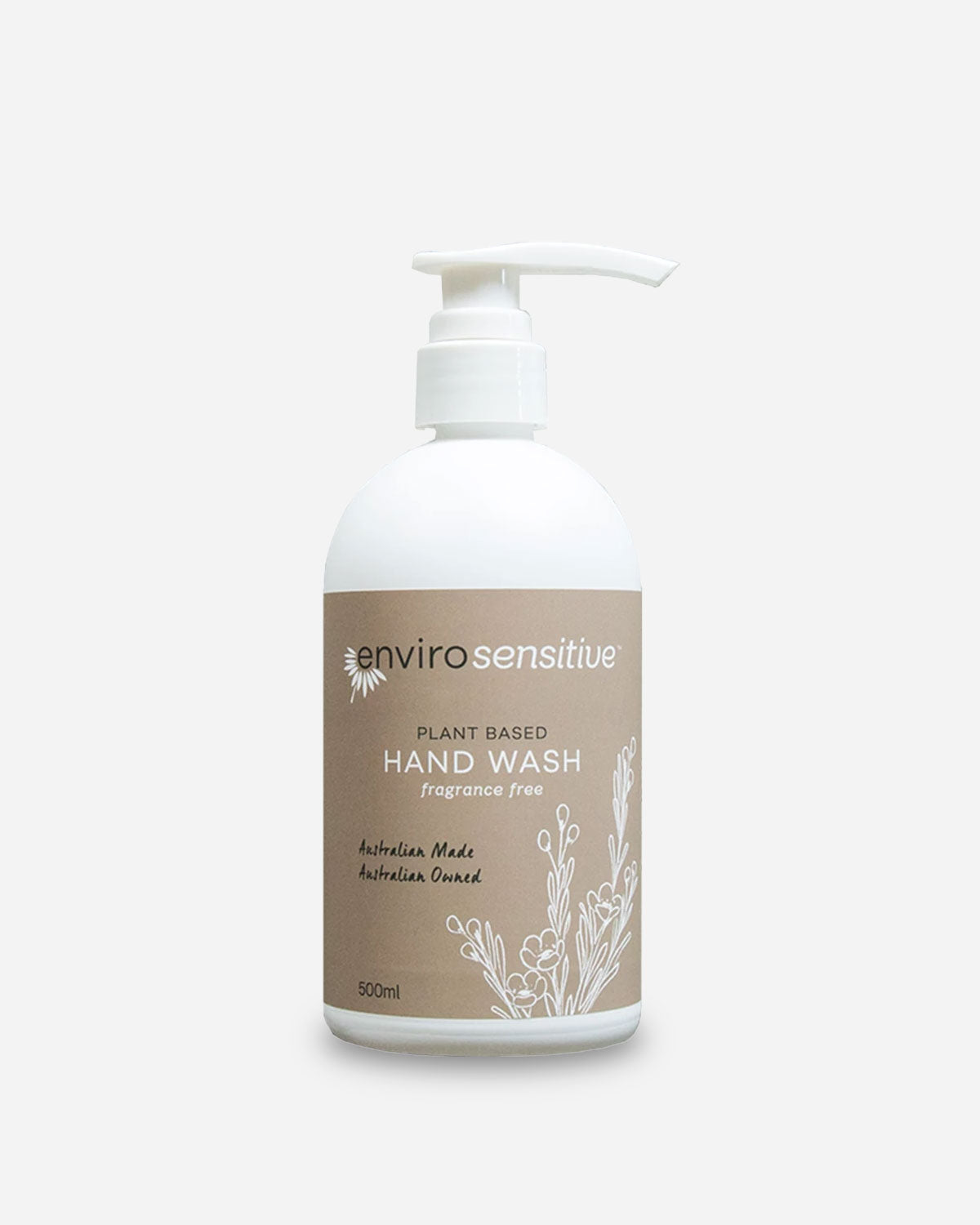 Hand Wash Sensitive