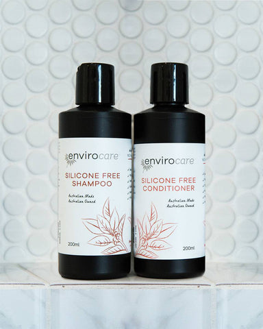 Silicone Free Shampoo & Conditioner Duo