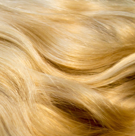 50g Wefts - Color #18- Ash Blonde