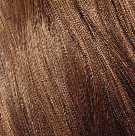 50g Wefts - Color #4- Warm Reddish Dark Brown