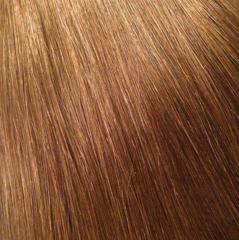 50g Wefts - Color #6- Nutmeg Brown