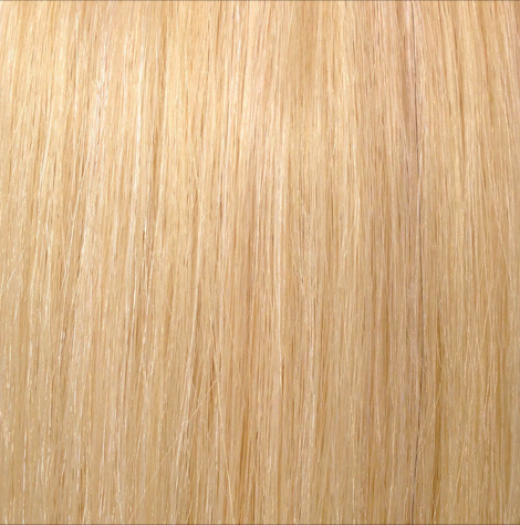 10 pc Clip-In Set: Color #613  Lightest Blonde