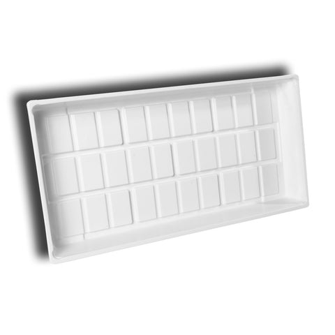 "Hydrofarm White Cut Kit Tray 11"" x 21"""