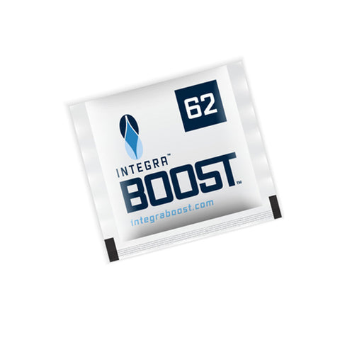 Integra Boost Small 8 gram 2-Way Humidity Control Packs 62% RH - 12 Pack