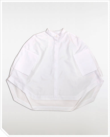 Alabaster Shirt - White