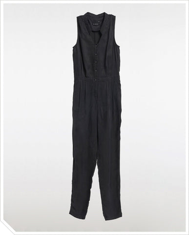 Emily Jumpsuit - Black