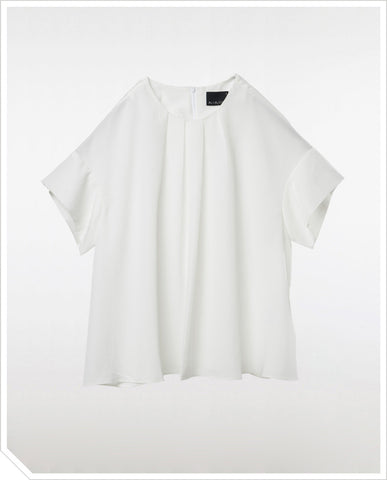 Flare Top - White