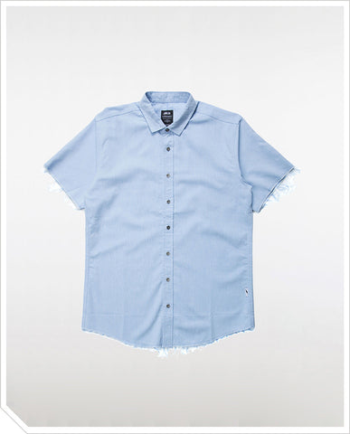 Grady Shirt - Light Blue