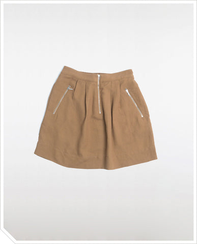 Joseph Skirt - Brown