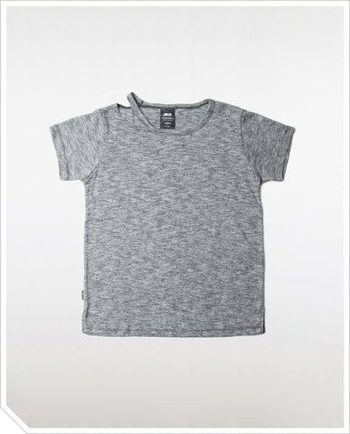 Kelly Shirt - Charcoal