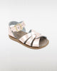 Kids Salt Water Sandals (Velcro Original) - Rose Gold