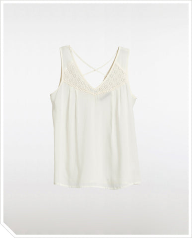 Lacey Blouse - Off White