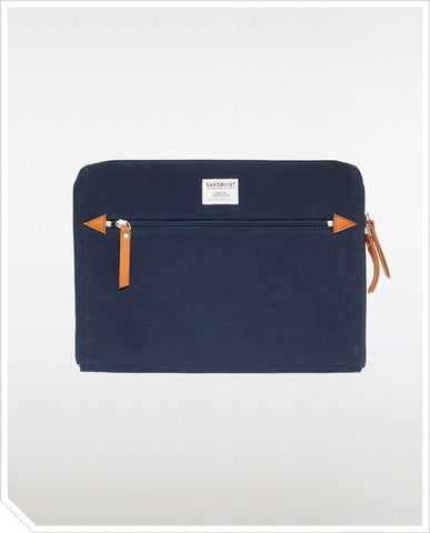 "Lena 13"" Laptop Case - Blue"