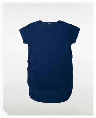 Lexy Knit Top - Navy