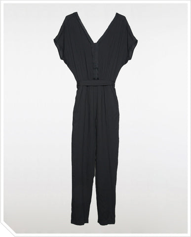 Mara Jumpsuit - Black