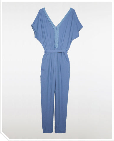 Mara Jumpsuit - Denim