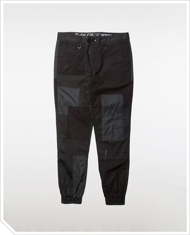 Marcello Jogger Pants - Black