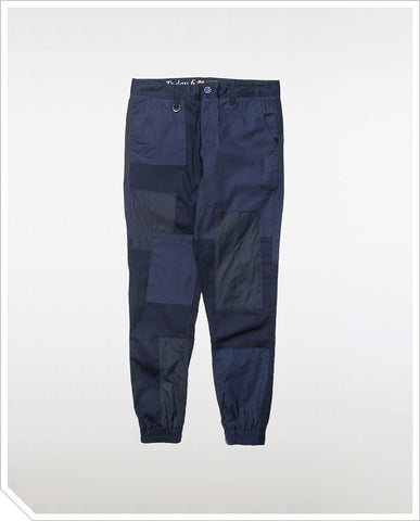 Marcello Jogger Pants - Navy