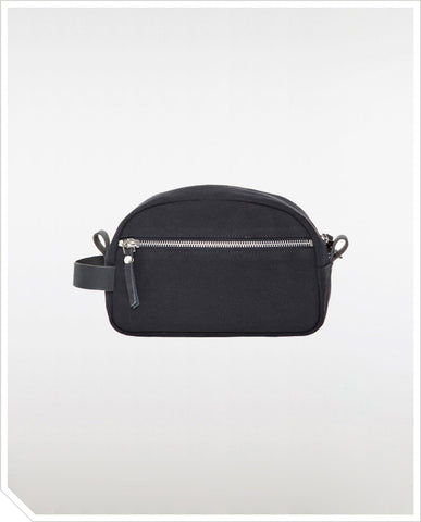 Mickel Washbag - Black
