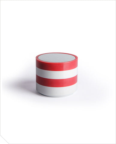 Moss Bluetooth Speaker - Red