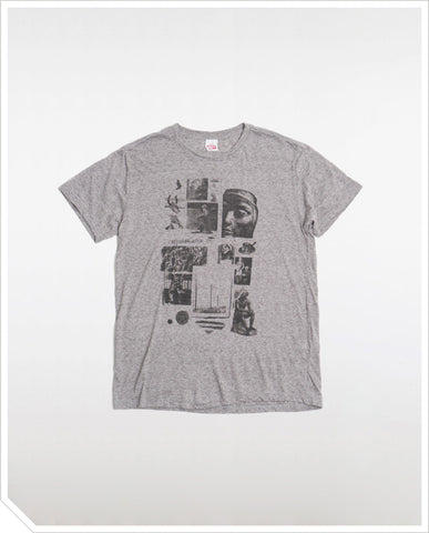 Shelter Vintage Thrift Tee - Heather