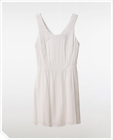 Pixie Dress - White