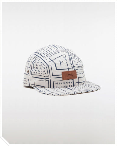 Riveria 5 Panel - Cream